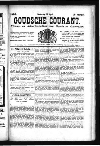 Goudsche Courant 1893-04-20