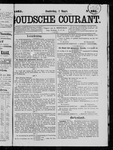 Goudsche Courant 1865-03-02