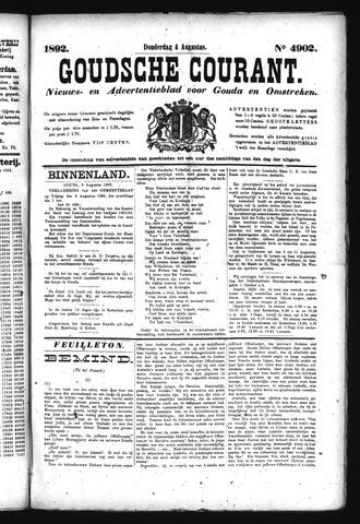 Goudsche Courant 1892-08-04
