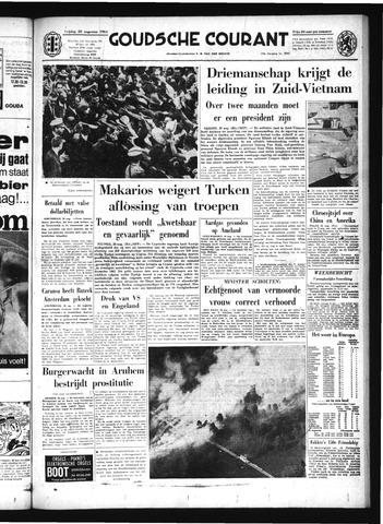 Goudsche Courant 1964-08-28
