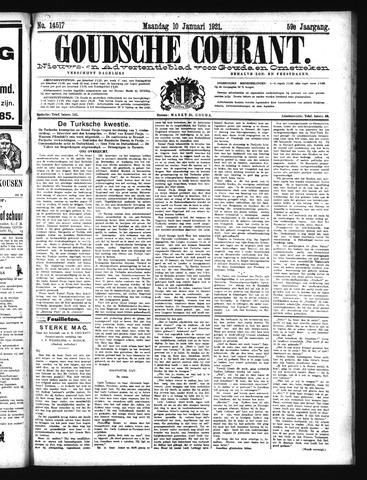 Goudsche Courant 1921-01-10