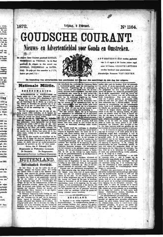 Goudsche Courant 1872-02-09