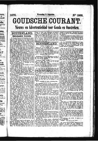 Goudsche Courant 1876-08-09