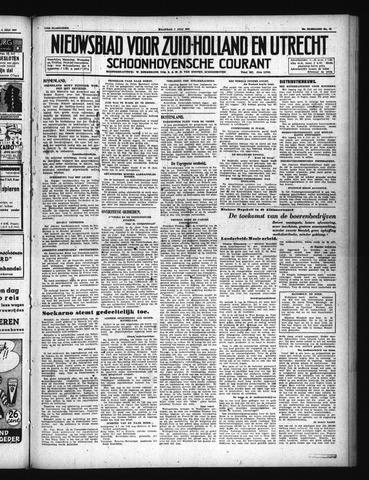 Schoonhovensche Courant 1947-07-07