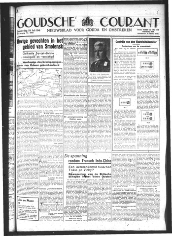 Goudsche Courant 1941-07-24