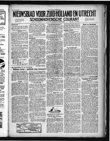 Schoonhovensche Courant 1948-02-11