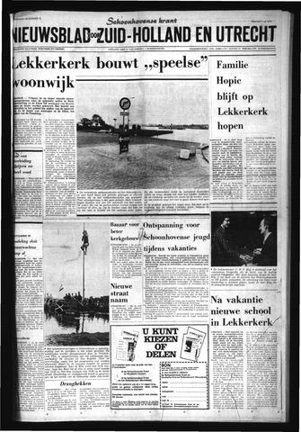 Schoonhovensche Courant 1974-07-01