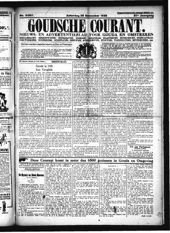 Goudsche Courant 1928-12-29