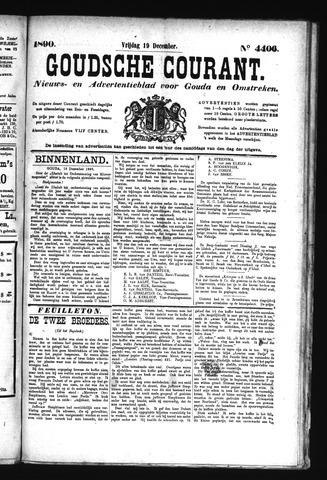 Goudsche Courant 1890-12-19