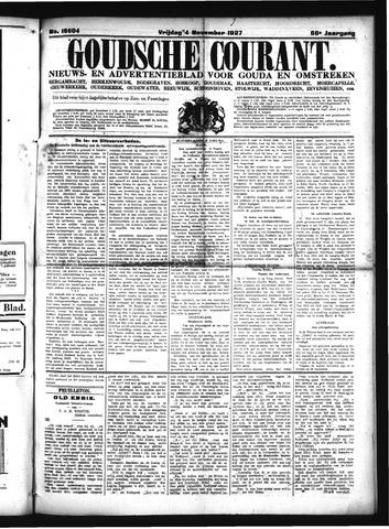 Goudsche Courant 1927-11-04
