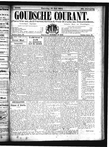 Goudsche Courant 1914-07-18