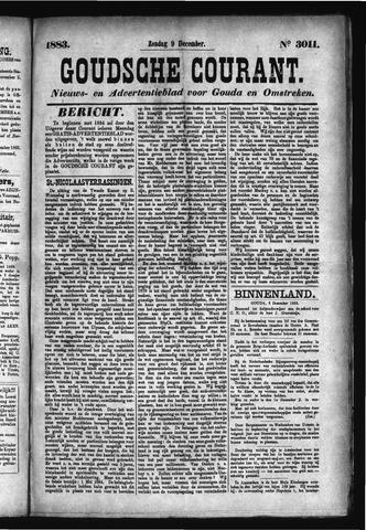 Goudsche Courant 1883-12-09