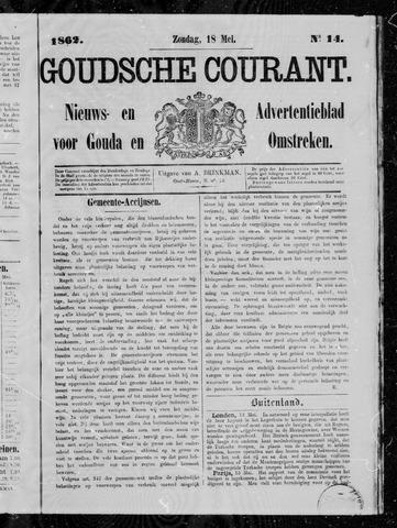 Goudsche Courant 1862-05-18