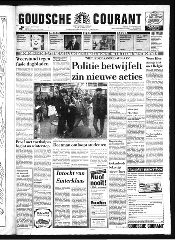 Goudsche Courant 1988-11-18