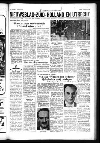 Schoonhovensche Courant 1965-12-10