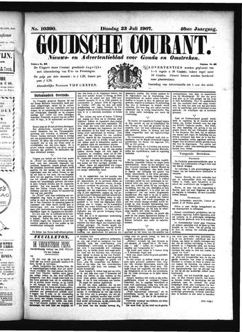 Goudsche Courant 1907-07-23