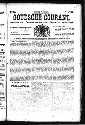 Goudsche Courant 1892-02-03