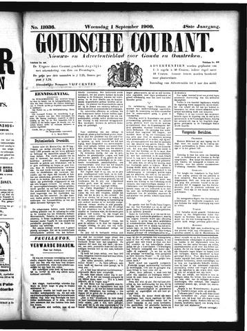 Goudsche Courant 1909-09-01