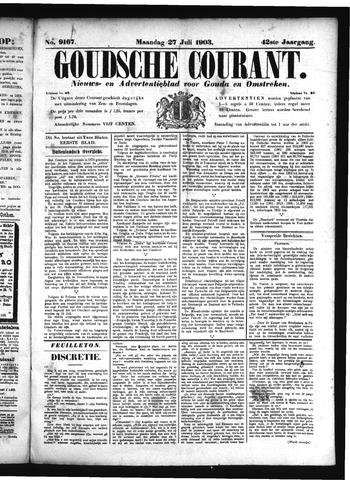 Goudsche Courant 1903-07-27
