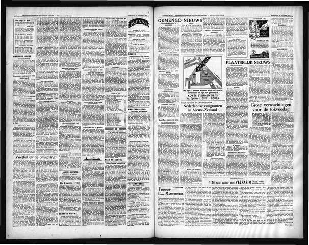 Schoonhovensche Courant 1953-10-21