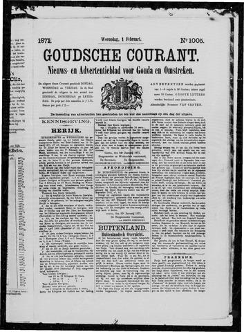 Goudsche Courant 1871-02-01