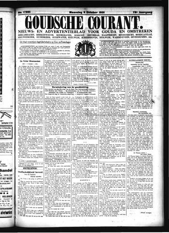 Goudsche Courant 1931-10-05