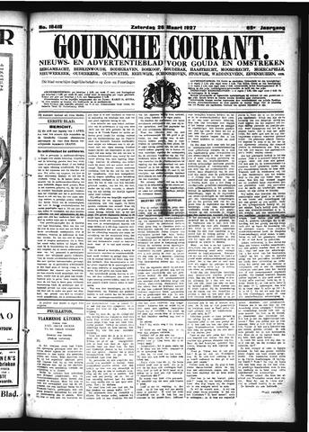 Goudsche Courant 1927-03-26