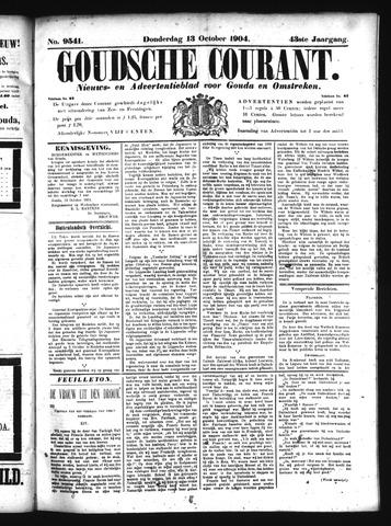 Goudsche Courant 1904-10-13