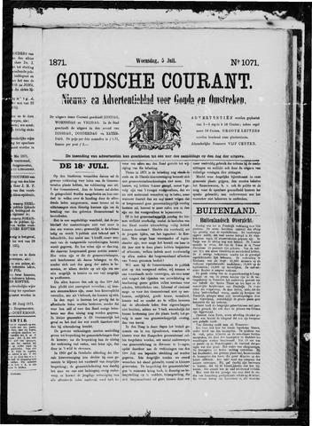 Goudsche Courant 1871-07-05