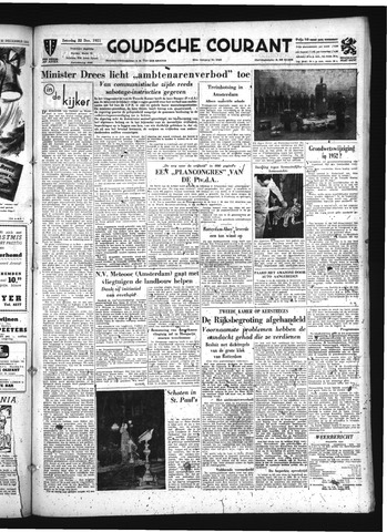 Goudsche Courant 1951-12-22