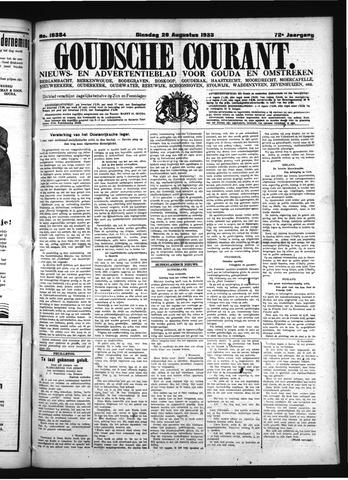 Goudsche Courant 1933-08-29