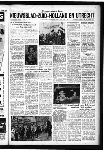 Schoonhovensche Courant 1960-03-28