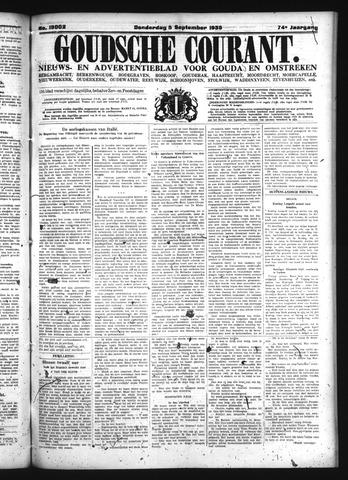Goudsche Courant 1935-09-05