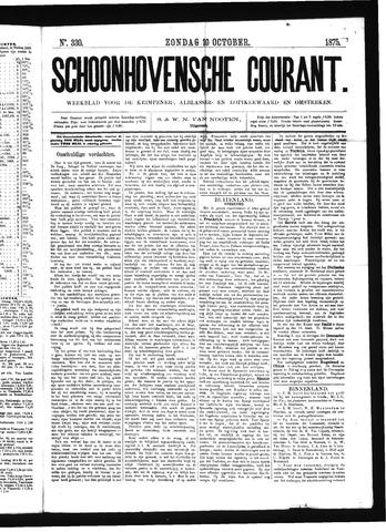 Schoonhovensche Courant 1875-10-10