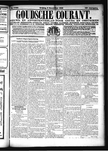 Goudsche Courant 1929-11-08