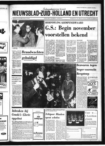 Schoonhovensche Courant 1975-10-10