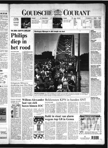 Goudsche Courant 2001-07-17