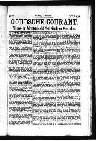 Goudsche Courant 1879-10-01