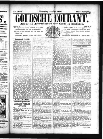 Goudsche Courant 1899-07-12