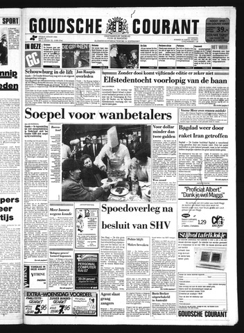Goudsche Courant 1987-01-20