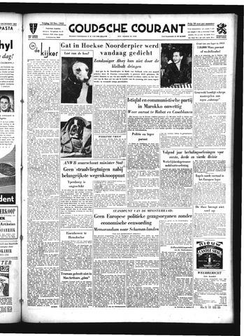 Goudsche Courant 1952-12-12