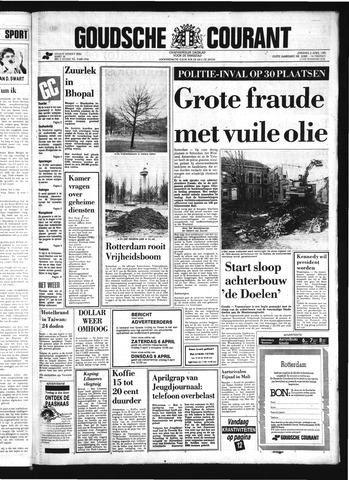 Goudsche Courant 1985-04-02