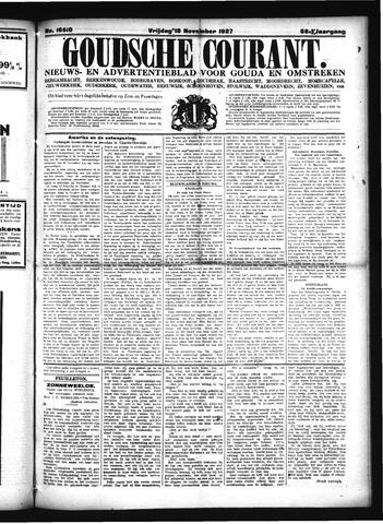 Goudsche Courant 1927-11-18