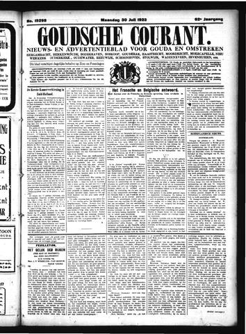 Goudsche Courant 1923-07-30