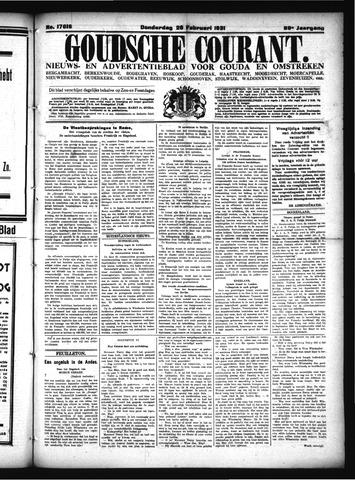 Goudsche Courant 1931-02-26