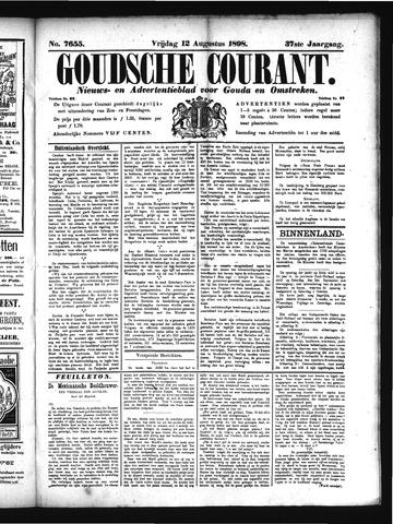 Goudsche Courant 1898-08-12