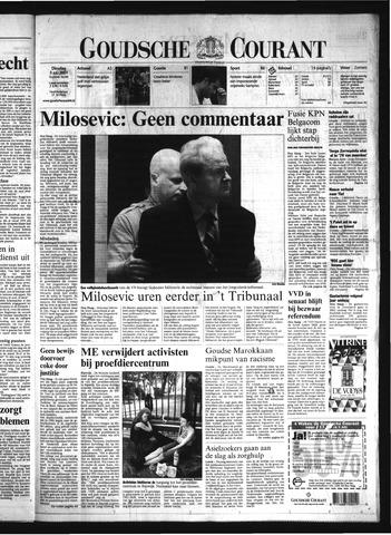 Goudsche Courant 2001-07-03