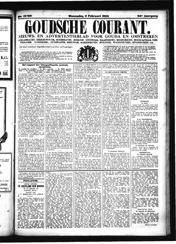 Goudsche Courant 1925-02-11