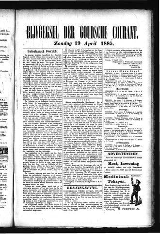 Goudsche Courant 1885-04-19