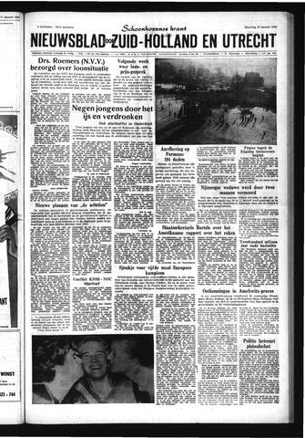 Schoonhovensche Courant 1964-01-20